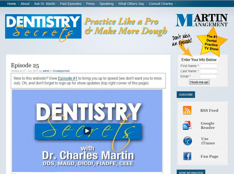 DentistrySecretsTV