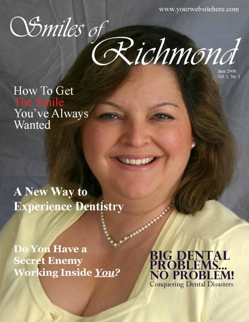 Richmond Smiles Magazine