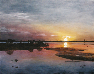 Sinepuxent Bay